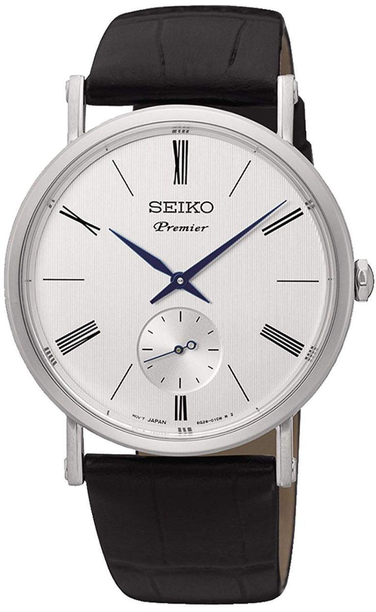Seiko - Seiko Premier Đồng Hồ Nam Quartz - SRK035P1-613 1