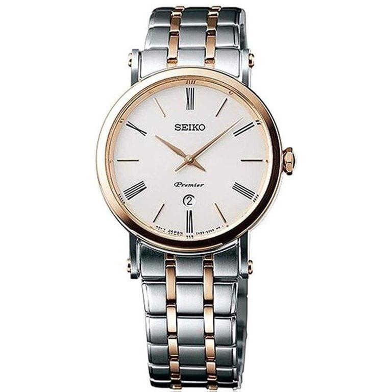 Seiko - Seiko Premier Đồng Hồ Nữ Quartz - SXB430P1-555 1