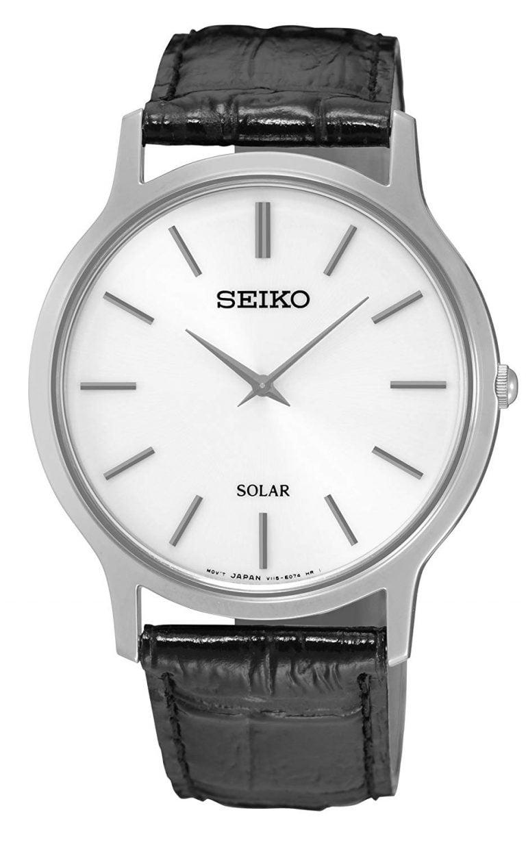 Seiko - Seiko Solar Đồng Hồ Nam Solar (Năng lượng mặt trời) - SUP873P1-534 1
