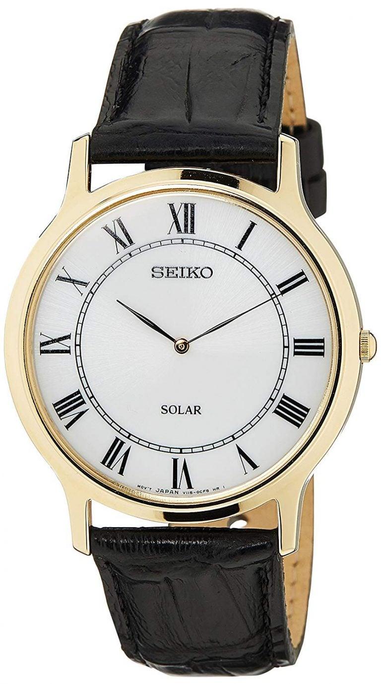Seiko - Seiko Solar Đồng Hồ Nam Quartz - SUP878P1-668 1
