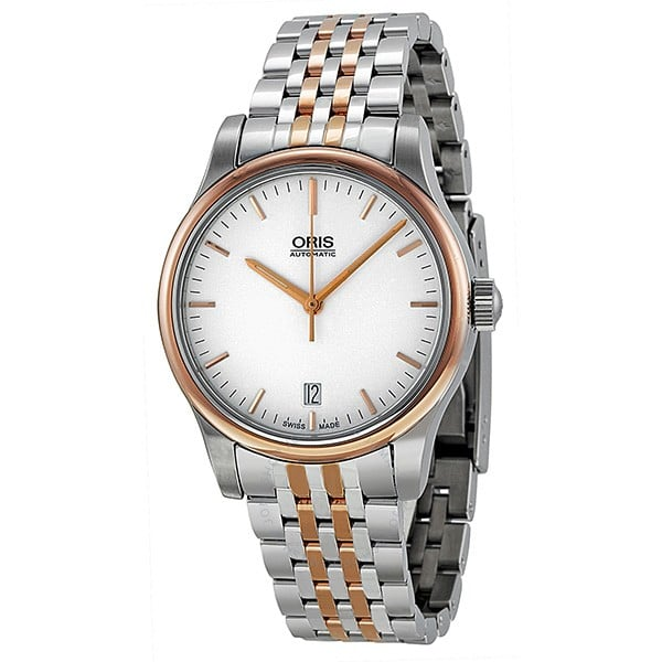 Oris - classic date Đồng Hồ Nam Automatic - 01733-7578-4351-0781863-3134545-895 1