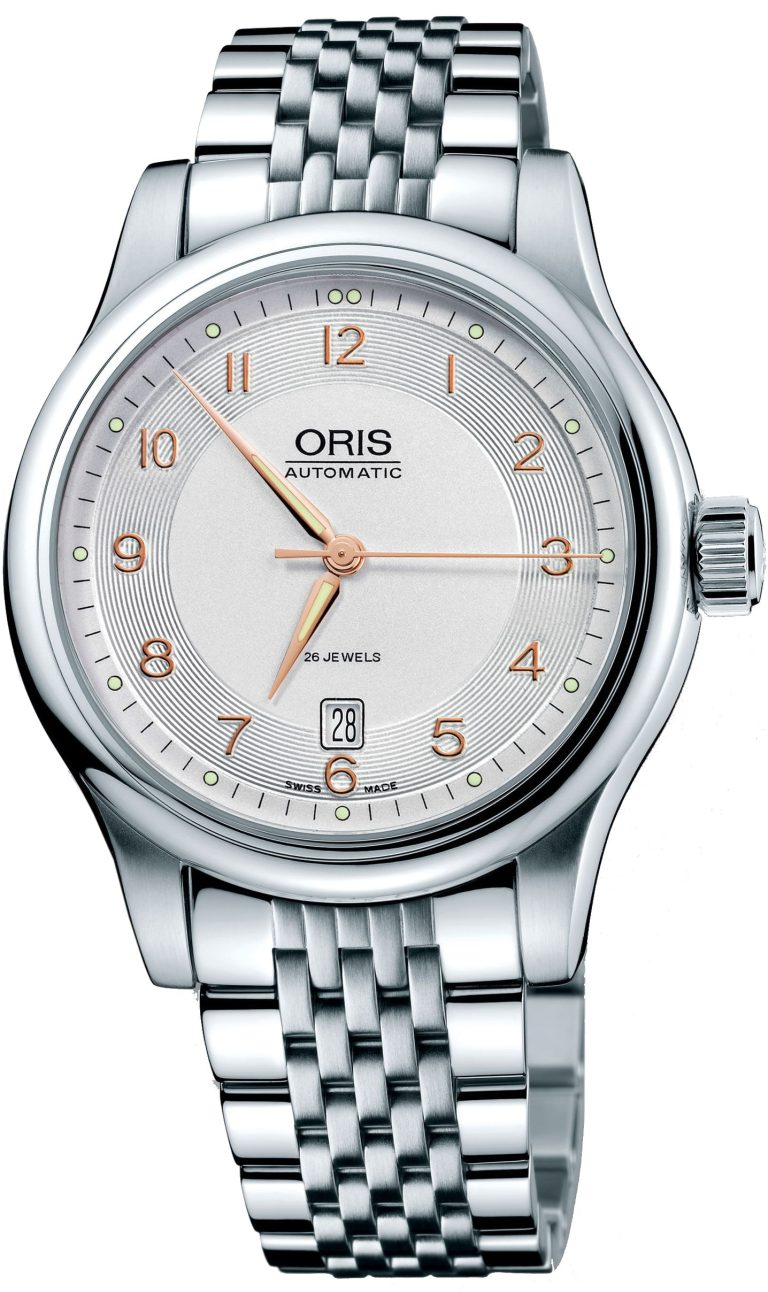 Oris - classic date Đồng Hồ Nam Automatic Self-Winding - 0173375944061-0782061-2926279-595 1