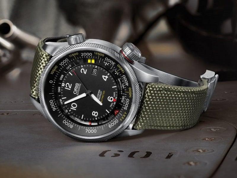 3 chiếc đồng hồ Oris ấn tượng nhất