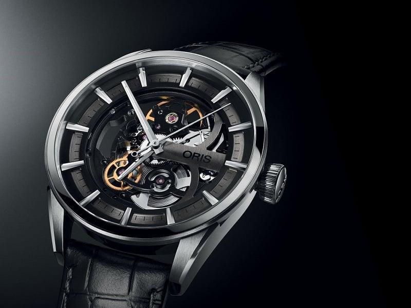 Đôi nét về đồng hồ Oris Aquis
