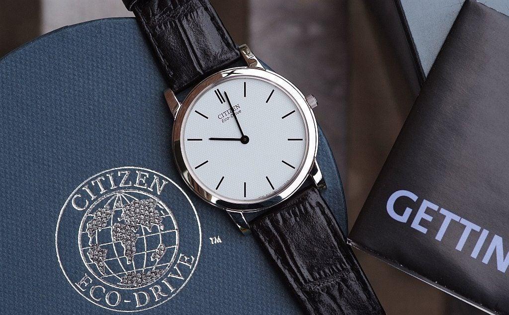Những mẫu đồng hồ Citizen khác biệt trong lịch sử 1