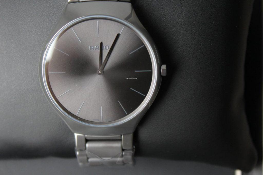 Rado True Thinline – Đồng hồ Rado gốm công nghệ cao mỏng nhất