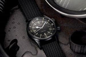 Longines Heritage Diver – Cảm hứng từ những chiếc đồng hồ thời đầu thế kỷ 20 3