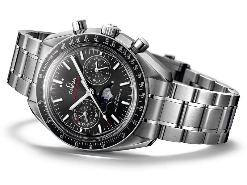 Cuộc hành trình vĩ đại của đồng hồ Omega Speedmaster 1