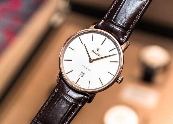 Đồng hồ Rado DiaMaster đáp ứng mọi nhu cầu của khách hàng khó tính nhất