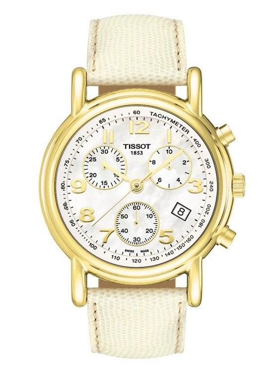 Đồng hồ nữ Tissot Carson Ladies Chronograph